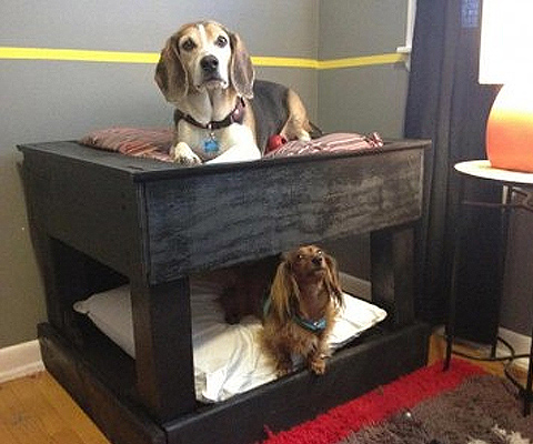 22 Fabulous Handmade Dog Crates - SpartaDog Blog