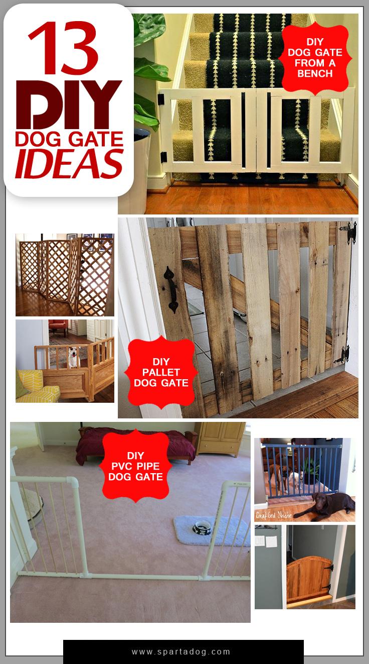 Do It Yourself Home Design: 13 DIY Dog Gate Ideas